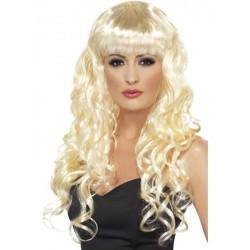 Peruka SYRENA blond