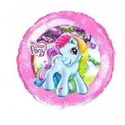 Balon foliowy Pony 48cm
