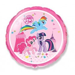 Balon foliowy Little pony 48cm
