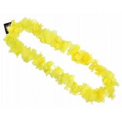 """Naszyjnik hawajski ,,żółte kwiatki"""""""