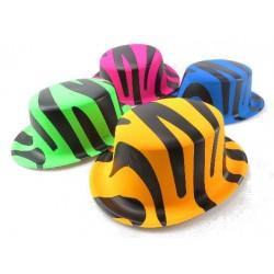 Cylinder platikowy, zebra