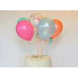 """Mini baloniki ,,Bąbelki"""" , mix kolorów, 100szt."""