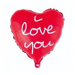 "Balon foliowy ""I Love You"""