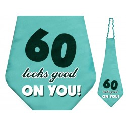 Krawat 60 looks good on you!