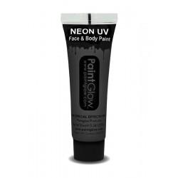 Farba do charakteryzacji świecąca NEON czarna
