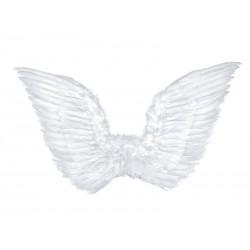 Skrzydła z piór Anioła, białe, duże- PD4