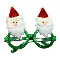 Okulary świąteczne, Mikołaje