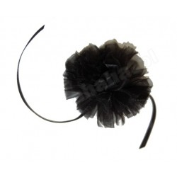 Pompon czarny