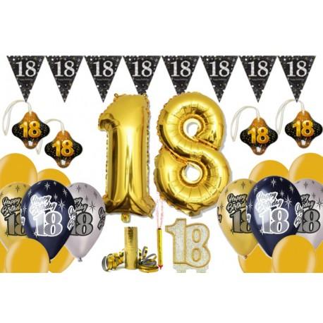 Dekoracje Na 18 Urodziny Ahahapl Party Shop