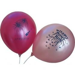 Balony na Sylwestra GD