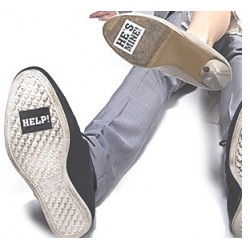 Naklejki na buty, 2szt