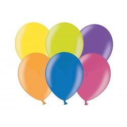 "Balony gumowe 23cm/10"" mix 100szt"