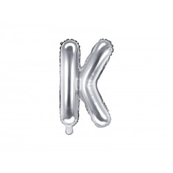 "Balon foliowy litera ""K"" 40cm"