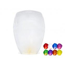 Lampion latający, mix kolorów, 1szt