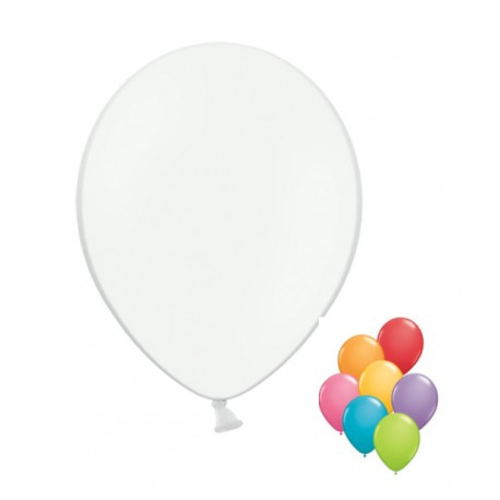 Balon gumowy 10'' mix 1szt
