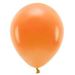 Balon gumowy 30cm pomarańczowy 1szt