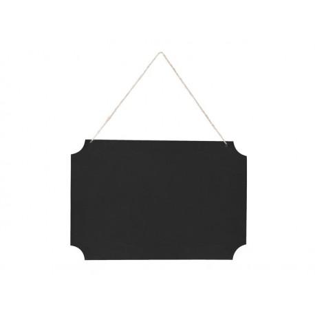 Tabliczka wisząca do napisów