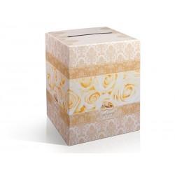 Pudełko na telegramy Gold