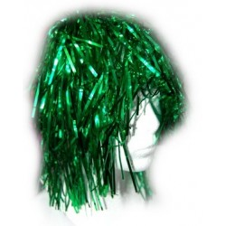 peruka foliowa, zielona