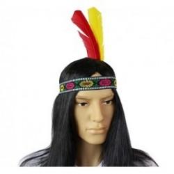 Opaska indianina- dla dorosłych