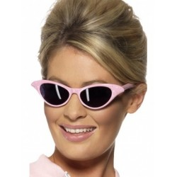 Okulary Pink Cat, rożowe