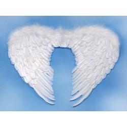 Skrzydła anioła, biały, 76 x 55cm