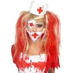 Zestaw ZAKRWAWIONA pielęgniarka