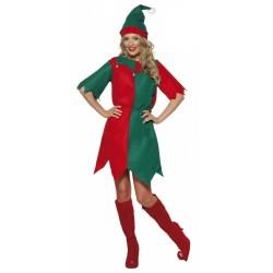 Kostium ELF damski
