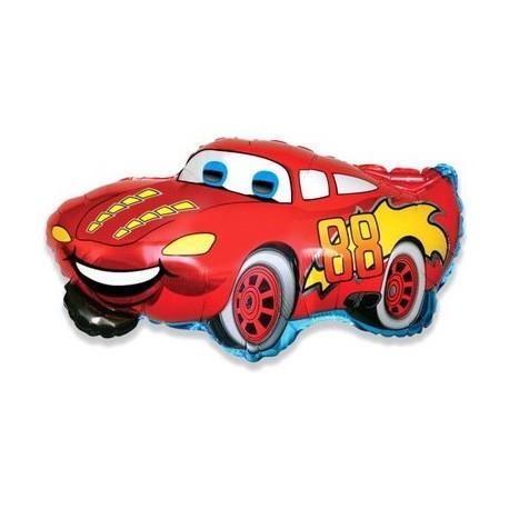 "Balon foliowy 24"" Cars 52x81"