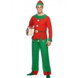 """Strój """"Elf"""" r. L"""