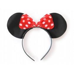 Opaska Myszka Miki, kropki