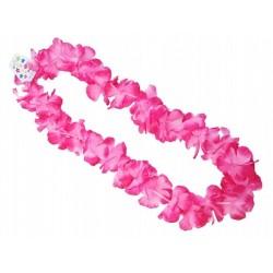 """naszyjnik hawajski ,,różowe kwiatki"""""""
