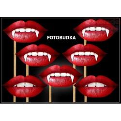 Usta do zdjęć - fotobudki