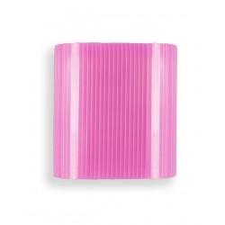 Rurki łamane NEON różowe (50szt)