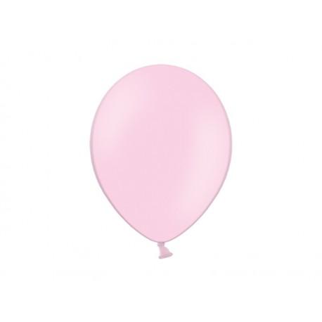 """Balon gumowy 30cm 14"""" j.różowy, 1 szt."""