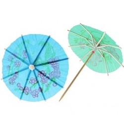 Parasolki papierowe do dekoracji