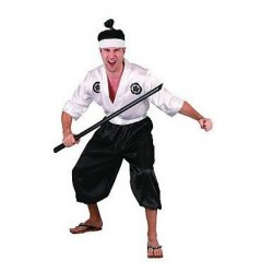 Strój Samuraj, rozm. 52
