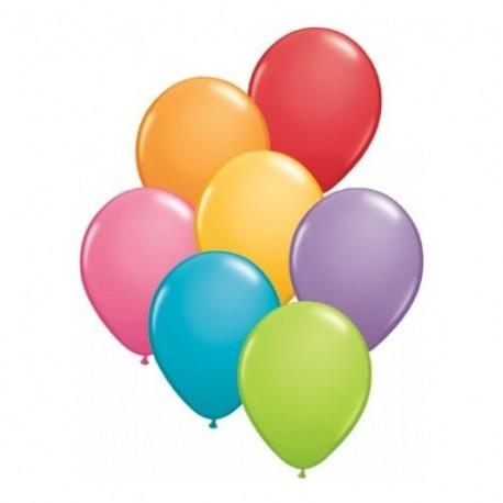 """Balony Pastel 10"""" (23cm), 100szt"""