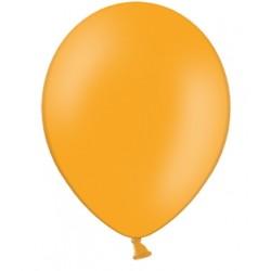 """Balon gumowy 30cm 14"""", pomarańczowy 1szt"""