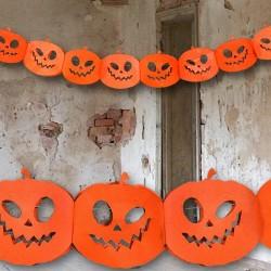 Girlanda halloween dynie