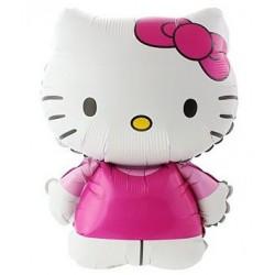 Balon foliowy Hello Kitty...